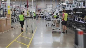 Employers open doors to students for first-hand look at modern manufacturing