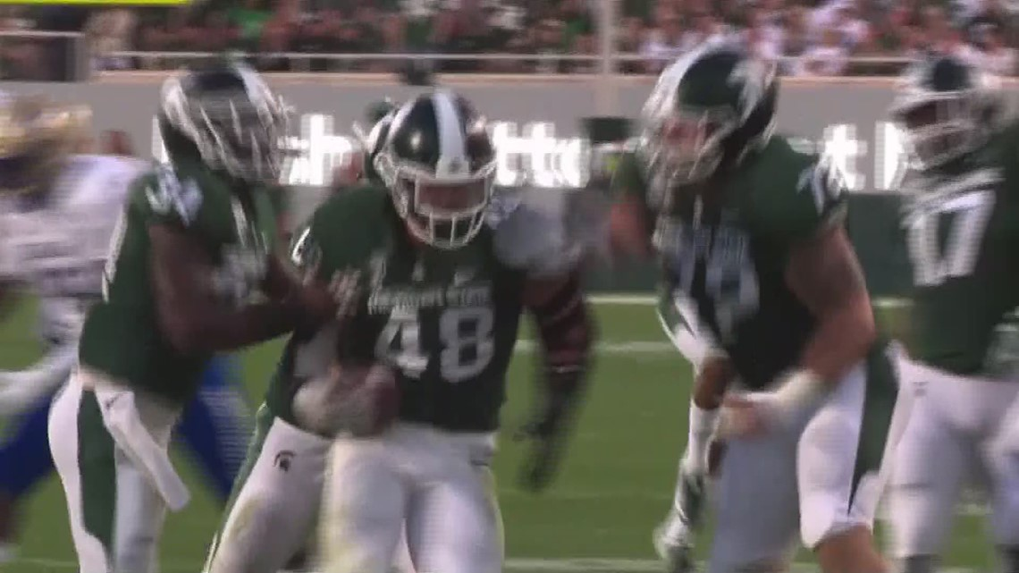 Rockford native, former MSU star Kenny Willekes drafted by the Vikings