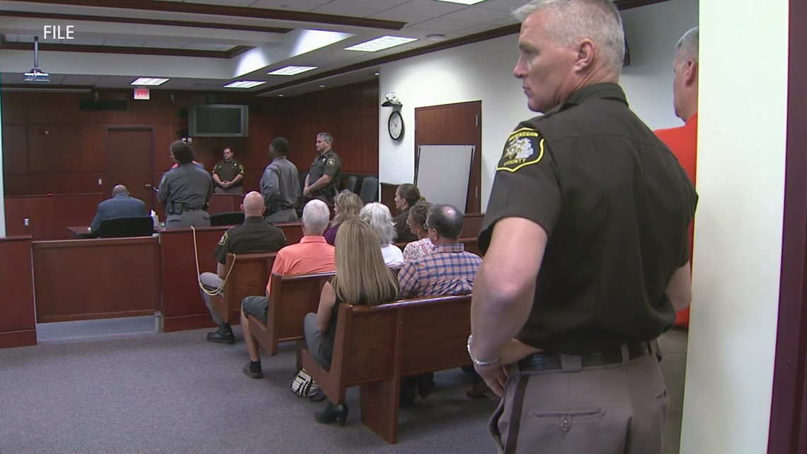 Judge to decide if sheriff can destroy van Jeffrey Willis used during murders of two Muskegon County women