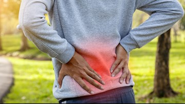 Chronic low back pain can be debilitating, life altering