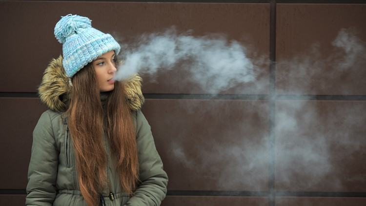 The nation's vaping epidemic continues to take a toll on public health