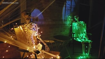 Try It Before You Buy It: Halloween projector