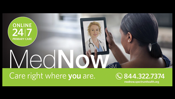 Staying healthy with MedNow