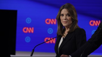 Democratic debate candidate Marianne Williamson: 'Flint is just the tip of the iceberg'