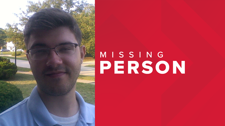 Update: Authorities locate missing 22-year-old