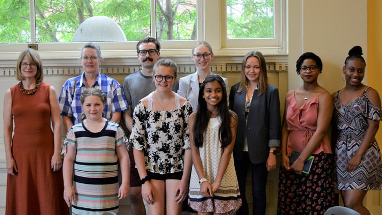 Dyer-Ives Poetry Competition