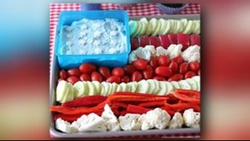 Be patriotic and healthy this Memorial Day!