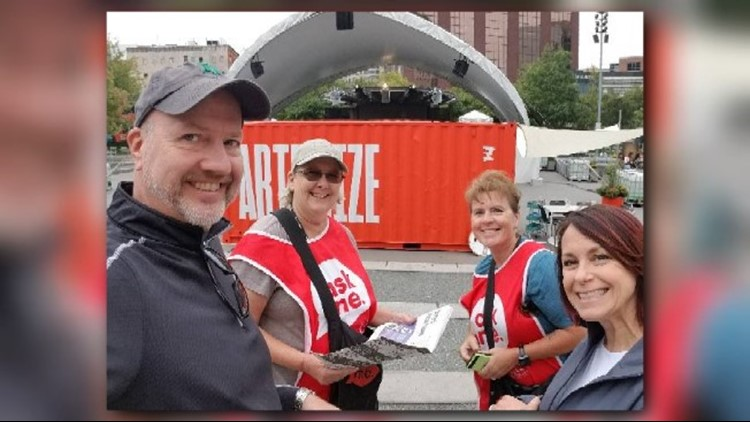The ArtPrize 10 Family Scavenger Hunt is a new way to experience ArtPrize