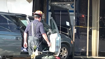 New video released after Chase Bank crash in Wyoming