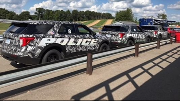 Who's the fastest police vehicle now? Ford SUV reaches 150 mph