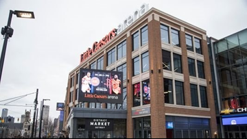 Little Caesars Arena no longer takes paper tickets; bring phone to games