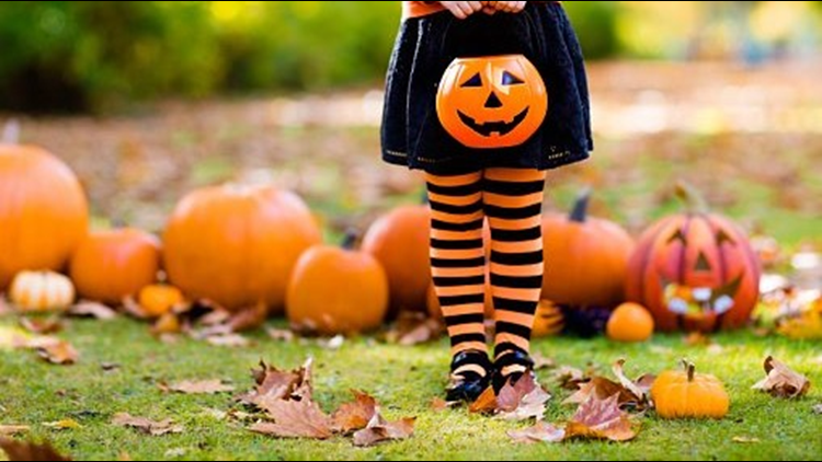 Halloween haunts for your little ghosts and ghouls