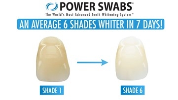 The Exchange: Brighten your smile with Power Swabs