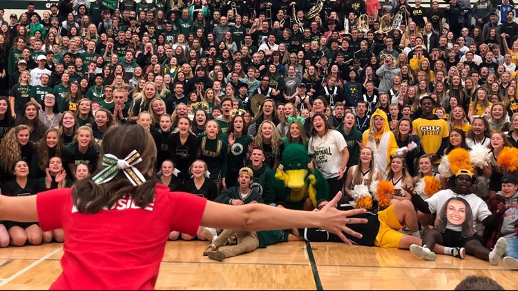 Sunrise Sidelines: Zeeland East and West meet ahead of rivalry game