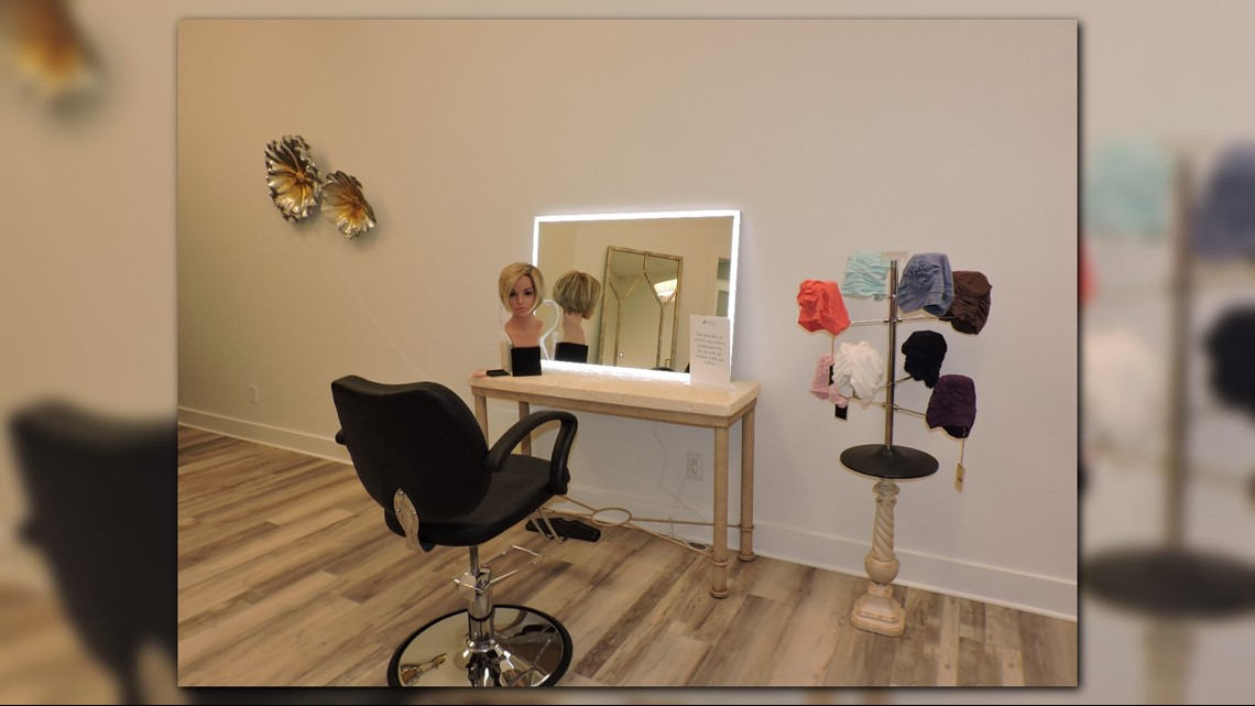Giving beauty to breast cancer salon offers free beauty services to women on cancer journey