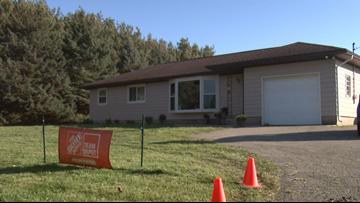 Volunteers help renovate house for local veteran