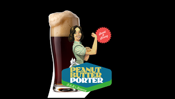 #ThirstyThursday: B.O.B.'s Brewery Peanut Butter Porter