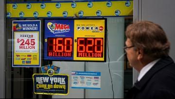 Mt. Pleasant hospital coworkers split $1M lottery winnings