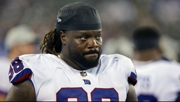 Detroit Lions trade for DT Damon Harrison from New York Giants