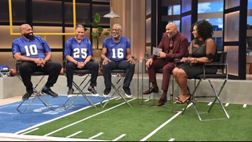 Can Steve Harvey help Detroit Lions DT's mom find the right man?