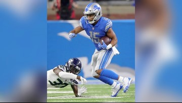 Detroit Lions trade Golden Tate to Eagles for 2019 3rd-round pick