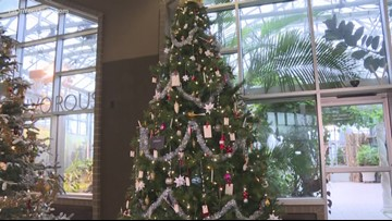 Frederik Meijer Gardens holiday exhibit is back