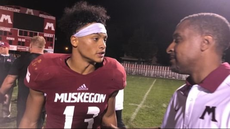 Muskegon's Cameron Martinez receives offer from U-M