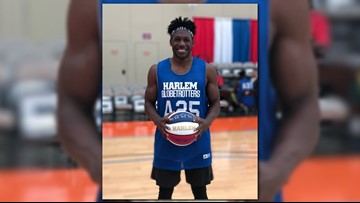 Grand Rapids native signs with the Harlem Globetrotters