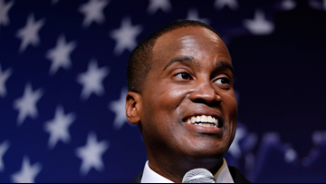 John James files for U.S. Senate race in 2020