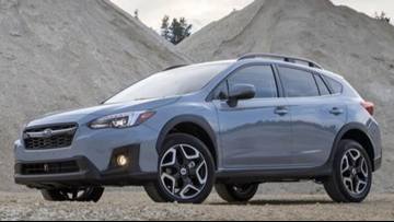 Subaru recalls nearly 400K vehicles to fix stalling problems