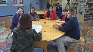 West Michigan parents talk about their parenting styles during roundtable
