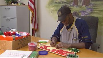 THE 'POPPY MAKER' | Army veteran's labor of love is creating 'symbols of sacrifice'
