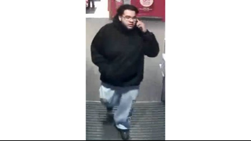 Walker Police wants to question man in connection with Alpine shooting