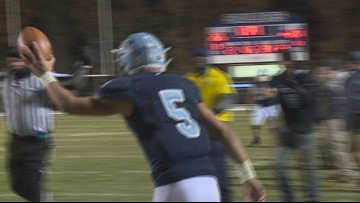 Mona Shores pulls away from Portage Northern to win regional title