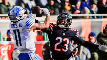 big sale 17174 3643c Detroit Lions get embarrassed early, lose at Chicago Bears ...