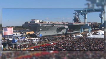 Ford Museum offers behind the scenes look at aircraft super-carrier