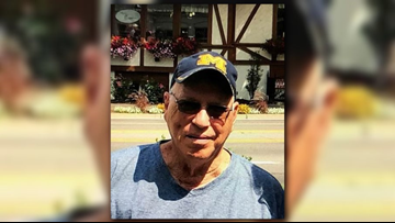 79-year-old Hart man located, will be reunited with family