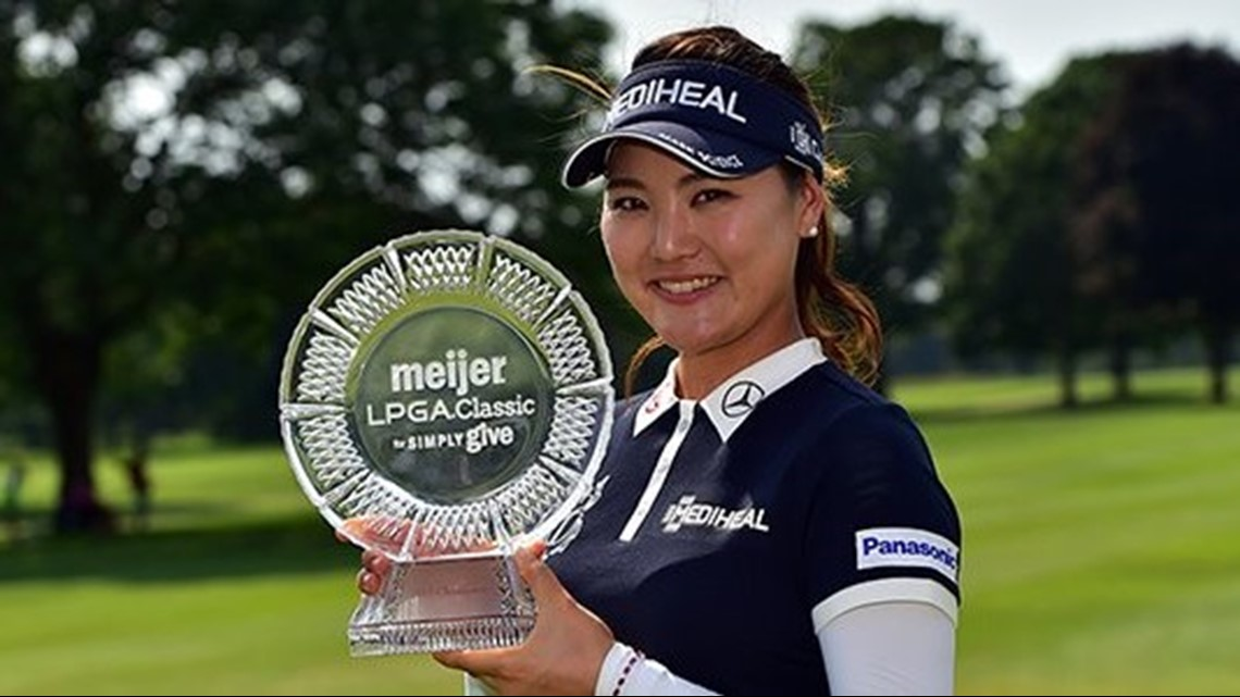 2018 Meijer LPGA Classic champion donates portion of winnings to Simply Give