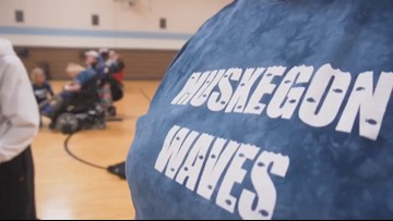 One Good Thing: Muskegon Waves fundraiser
