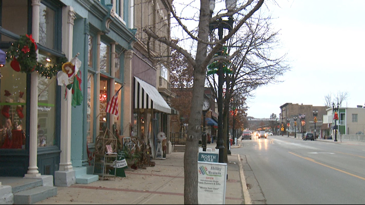 Lowell gets ready to kick off the holiday season with a shopping extravaganza