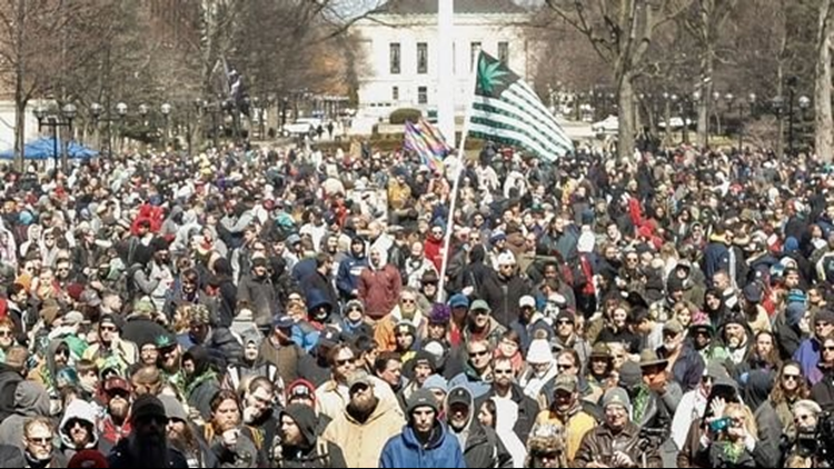 Michigan universities to students: Don't bring your weed on campus