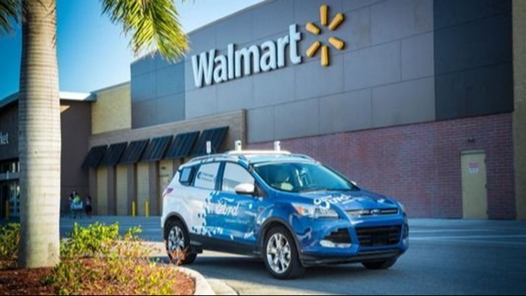 Walmart partners with Ford Motor to test home delivery in Miami