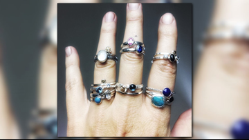Lisa Lehman Designs showcases handcrafted jewelry for the holidays
