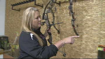 Muskegon County woman inspiring others to start hunting