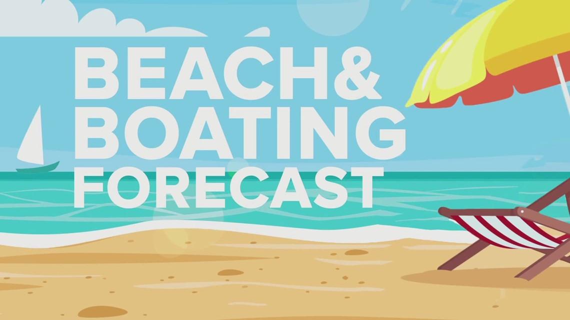 Beach & Boating Forecast