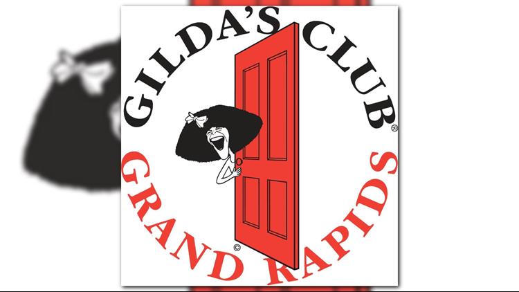 Gilda's Club Grand Rapids logo