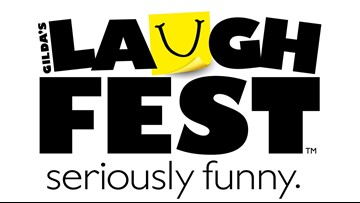 LaughFest invites community to 'YELLOW UP' to kick off 9th annual event