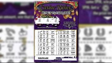 Flint woman wins $500,000 on scratch-off lottery ticket