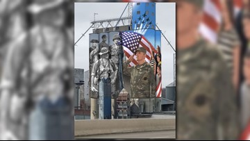 Planned veterans mural in Battle Creek could be the biggest in the nation