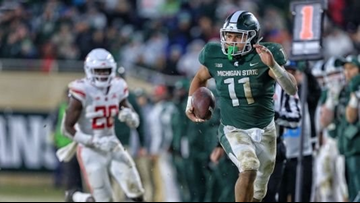 Michigan State football survives lowly Rutgers, 14-10